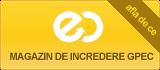 Floria – florarie online de incredere, atestata GEPC 2010