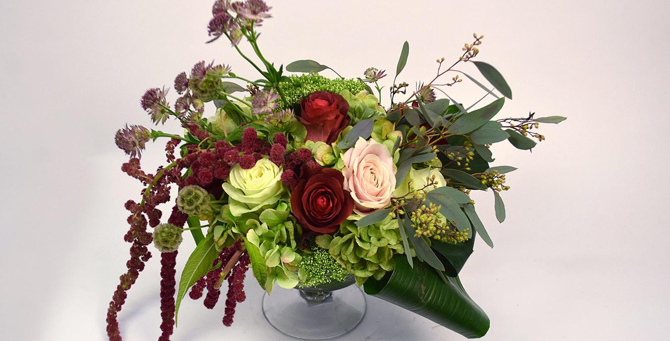 """Floria lanseaza """"Per Sempre"""", colectia de aranjamente florale pentru nuntile din 2015"""