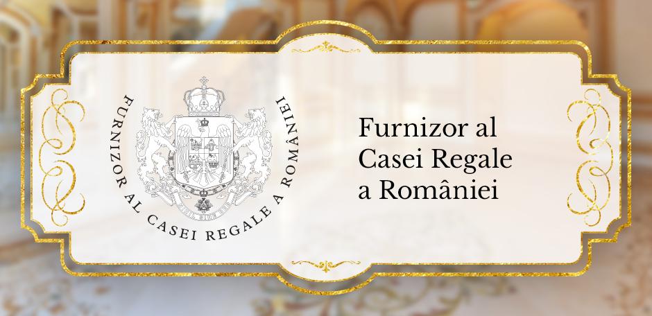 Din nou, furnizori oficiali ai Casei Regale din Romania