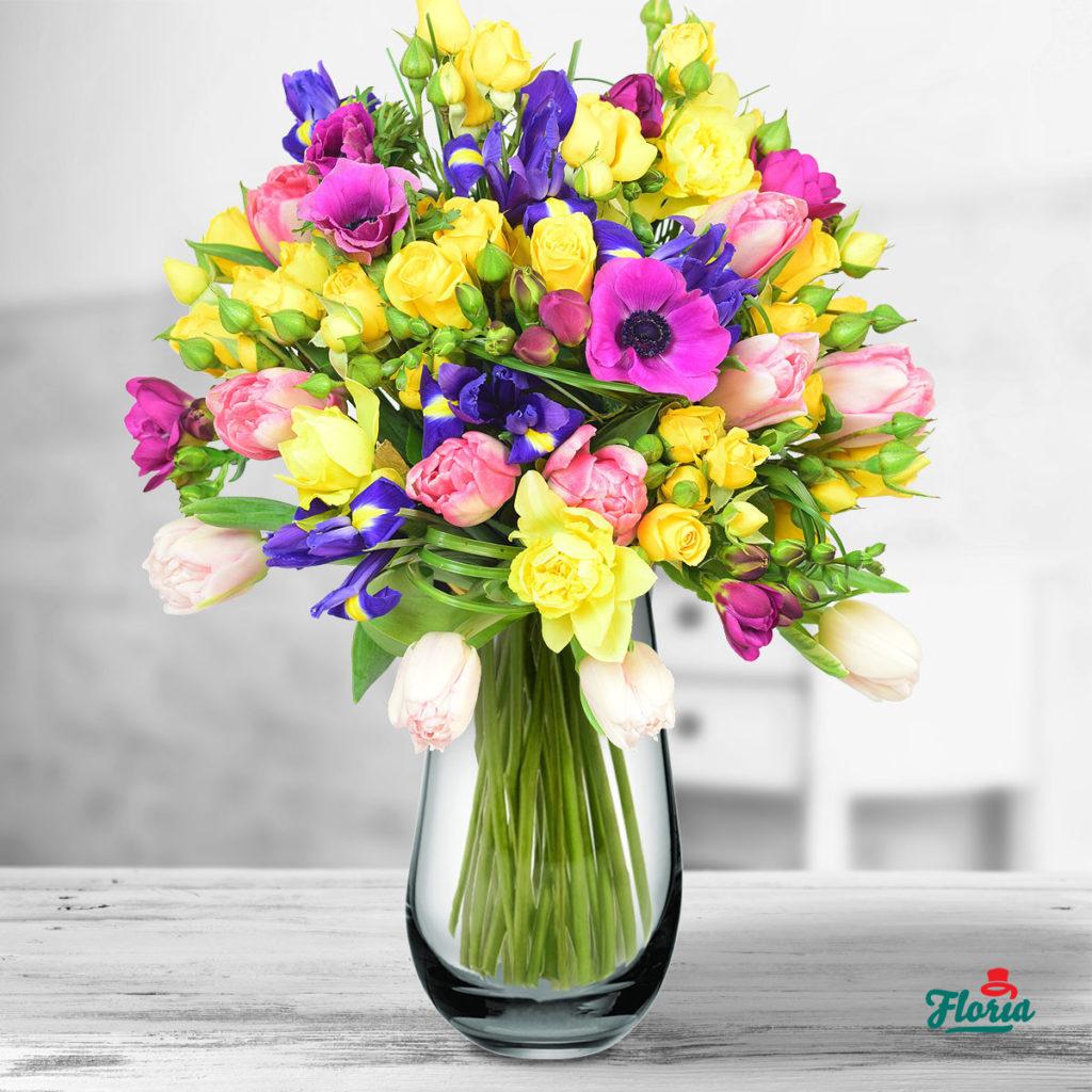 Ce spune despre tine buchetul de flori pe care îl adori?