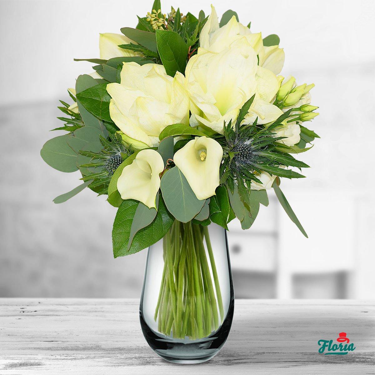 De ce sunt florile darul perfect pentru Craciun