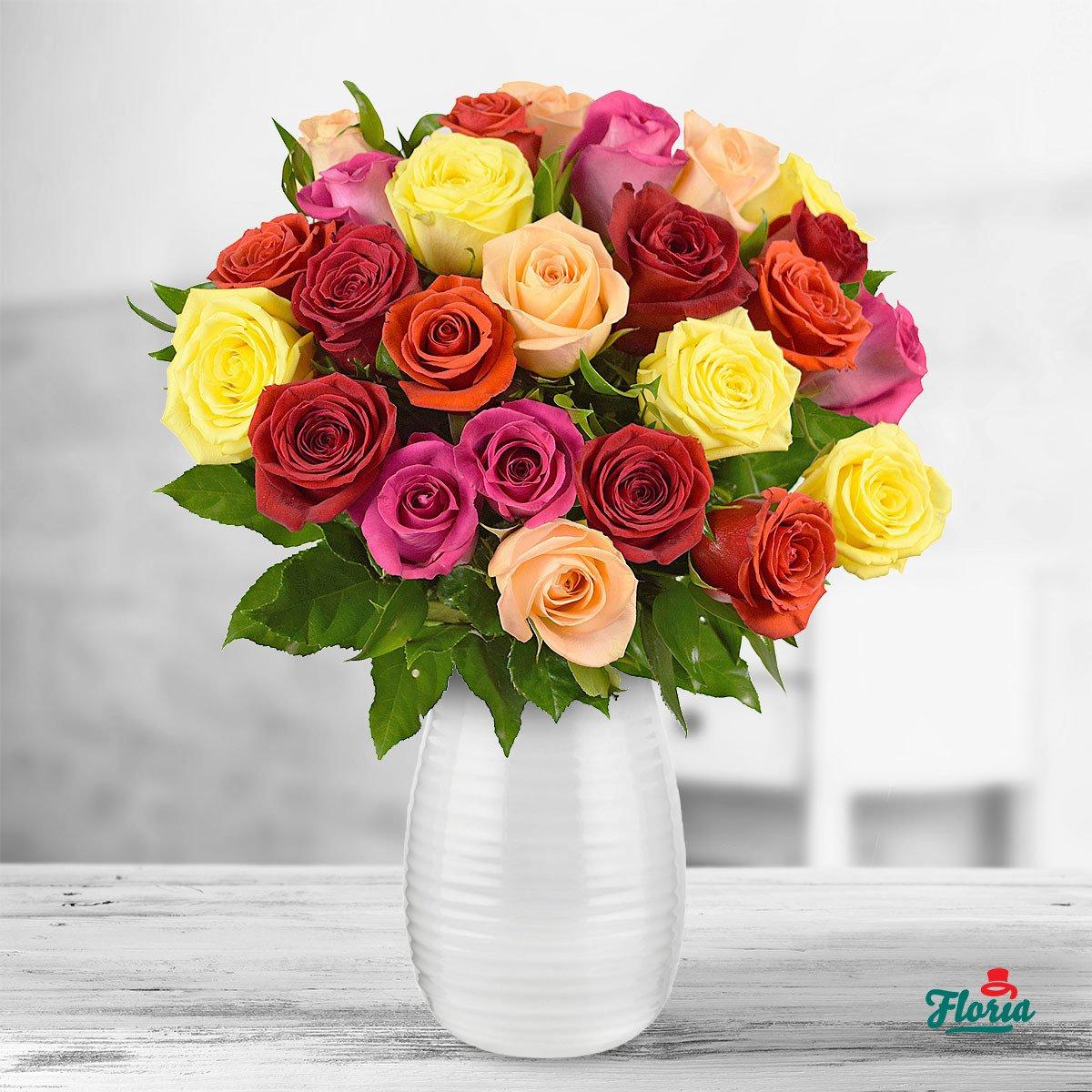 7 tipuri de flori pe care sa le oferi de Dragobete