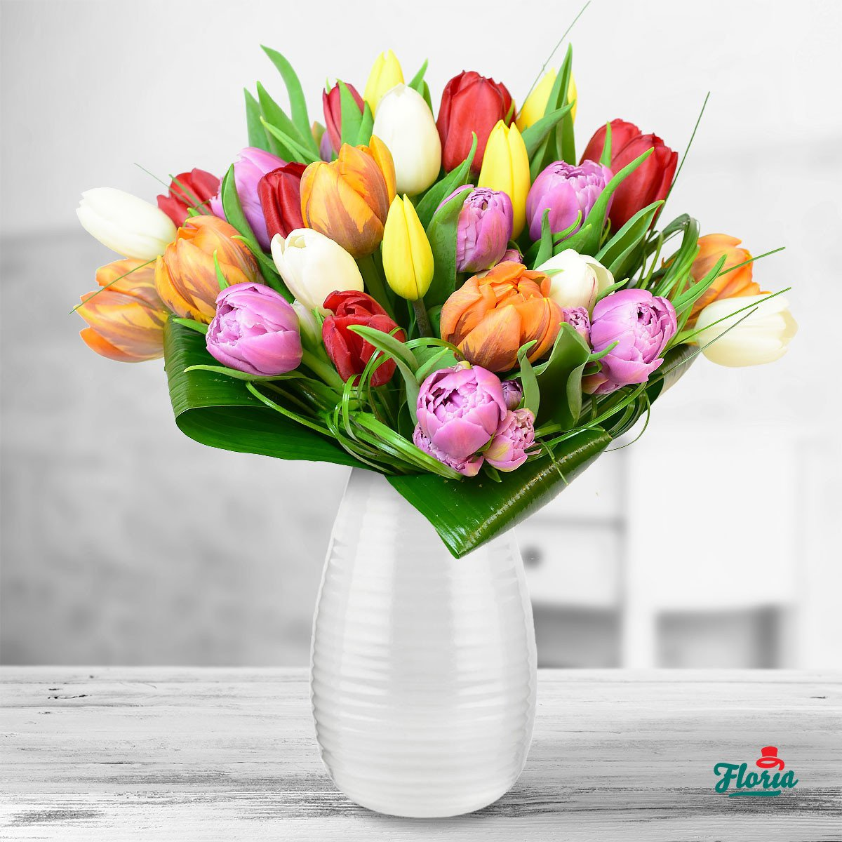 Misterul florilor de primavara: lalelele