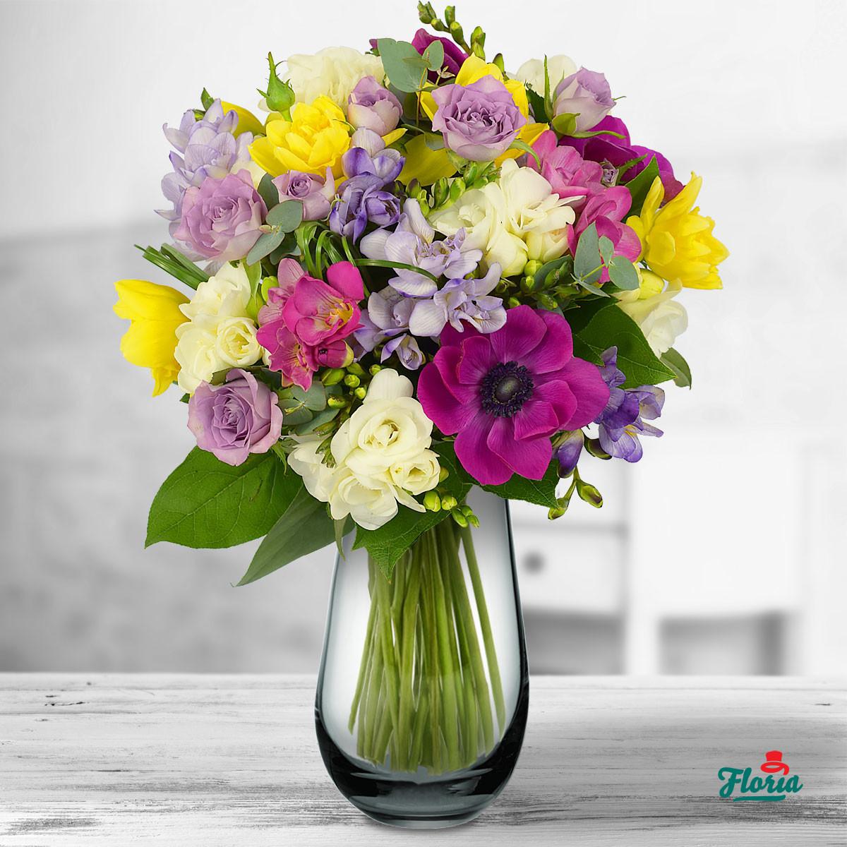 5 motive pentru care sa cumperi flori de primavara