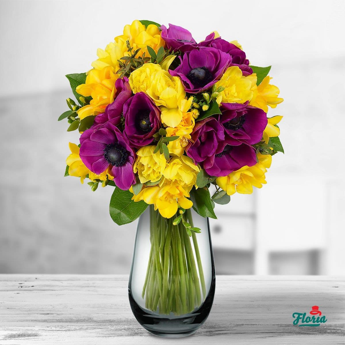 Misterul florilor de primavara: Anemonele