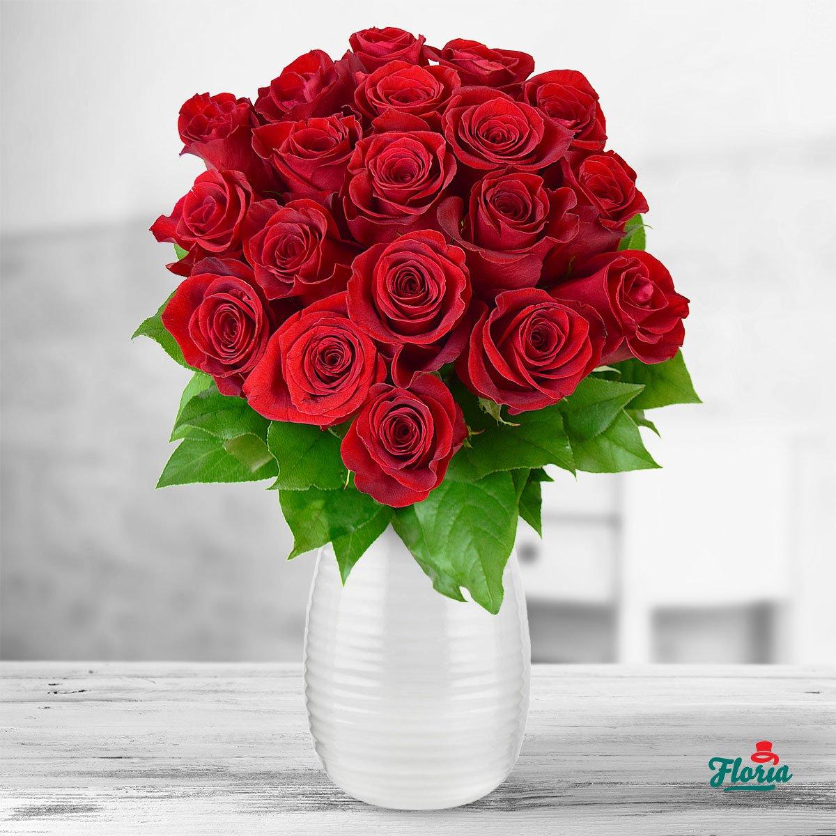 Trandafirii si mesajele pe care le transmit