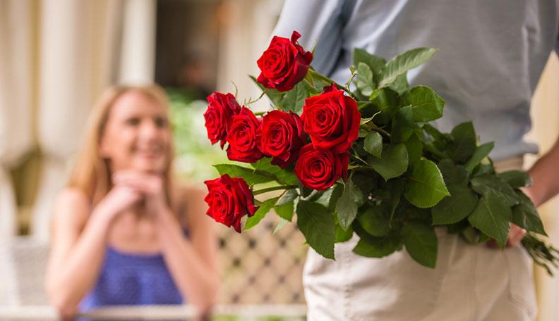 7 buchete de flori pentru femeia Fecioara