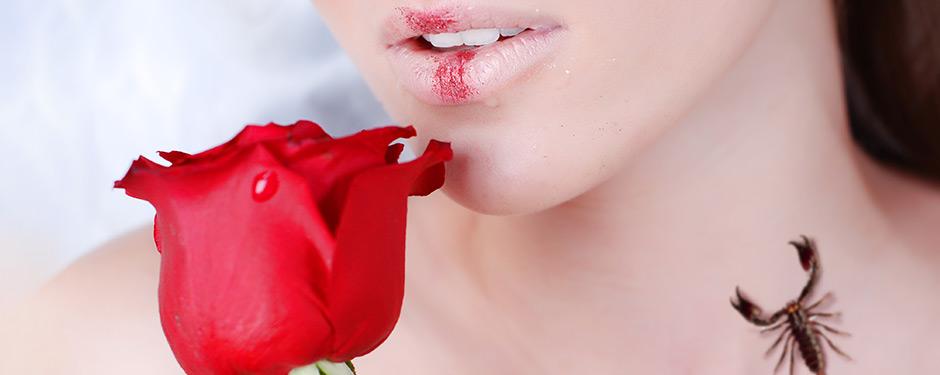 Florile ideale pentru femeile Scorpion