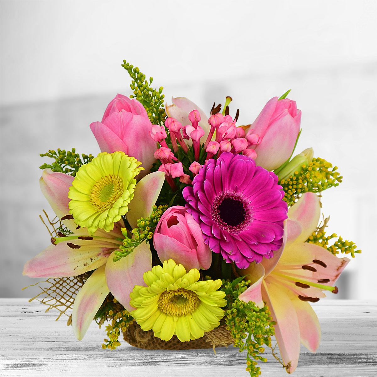 Ce flori sa cumperi de 1 si 8 martie